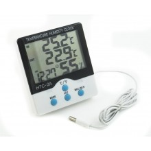 HTC-2 Weather Station Digital LCD Temperature Humidity Meter